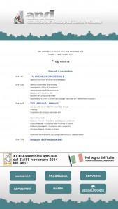 BBS partner tecnologico ANCI 2014