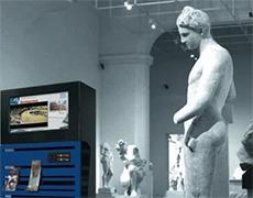 """Project """"Circuiti museali</BR>interattivi per il MiBACT"""""""